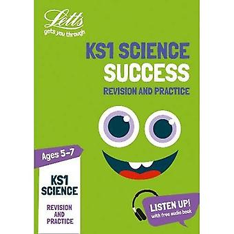 KS1 Science Revision and Practice - Letts KS1 Revision Success - New Curriculum