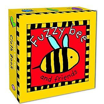 Fuzzy Bee och vänner (Touch och känsla trasa böcker)