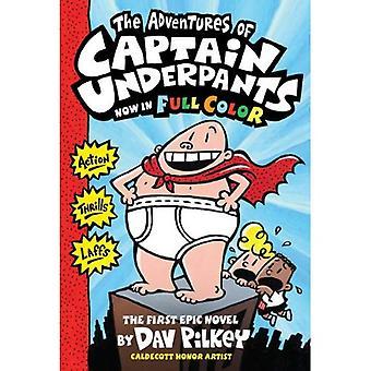 Die Abenteuer von Captain Underpants