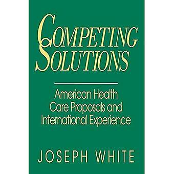 Soluciones de la competencia: Propuestas de salud americano y experiencia internacional (documentos ocasionales de Brookings)
