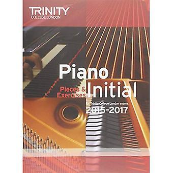Piano Initial 2015-2017: Pieces & Exercises (Piano Exam Repertoire)