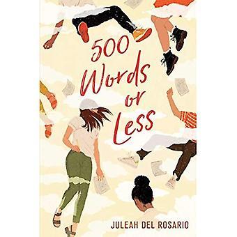 500 ord eller mindre