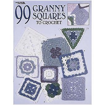 99 Granny Squares to Crochet (Leisure Arts #3078)