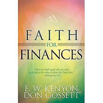 Tro för finanser