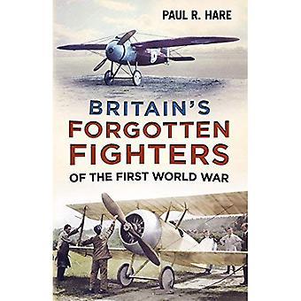 Dimenticata combattenti della Gran Bretagna della prima guerra mondiale