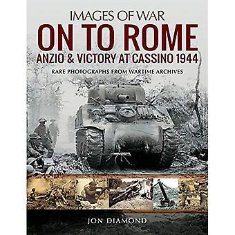 Naar Rome: Anzio en overwinning bij Cassino, 1944: zeldzame foto's uit oorlogstijd archieven (beelden van oorlog)