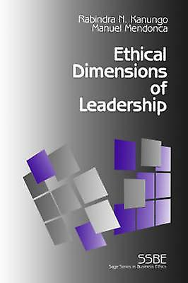 Ethical DiPour des hommesions of Leadership by Kanungo & Rabindra Nath
