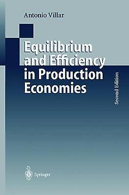Equilibrium and Efficiency in Production Economies by Villar & Antonio