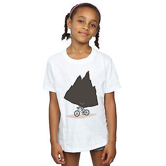 Jaco Haasbroek Girls Mountain Biking T-Shirt