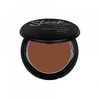 Sleek Make Up Makeup Base Crème to Powder Canelle 9 gr