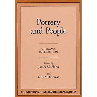 Pottery and People by Skibo - 9780874805772 Book