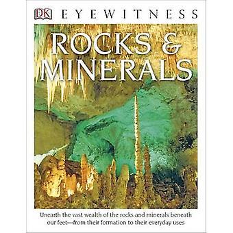 DK Eyewitness Books - Rocks & Minerals by R F Symes - 9781465420985 Bo