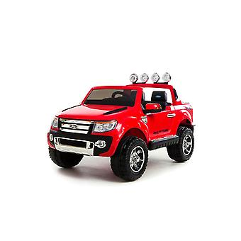 Ford Ranger Ride on Car 12V Black/Red/Blue
