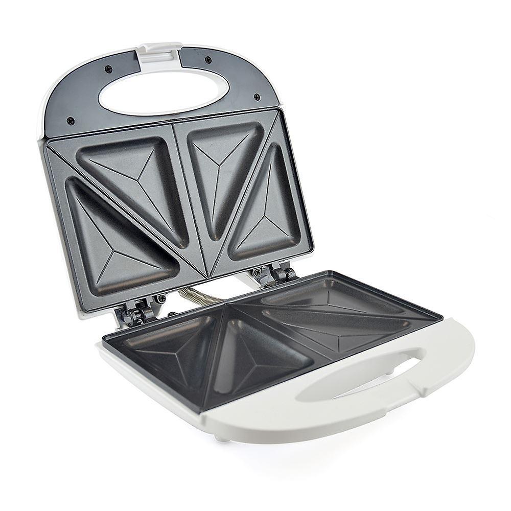 Lloytron cocina perfeccionada 2 rebanadas sándwich y tortilla fabricante blanco (E2603WH)