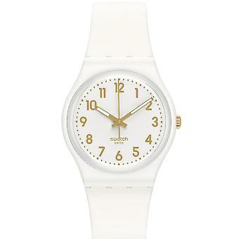 Swatch bianco vescovo Armbanduhr (GW164)