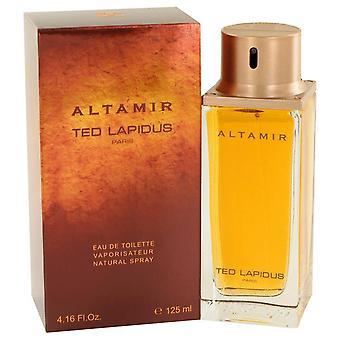 Altamir Eau De Toilette Spray By Ted Lapidus 125 ml