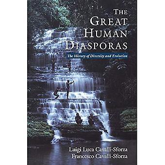 Le grandi diaspore umane: la storia della diversità e dell'evoluzione (libri helix)