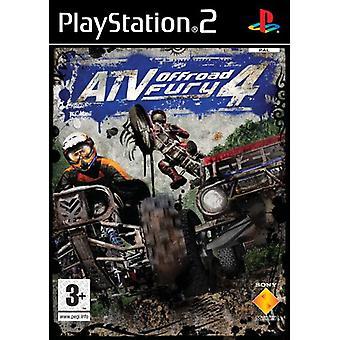 ATV Offroad Fury 4 (PS2) - Usine scellée