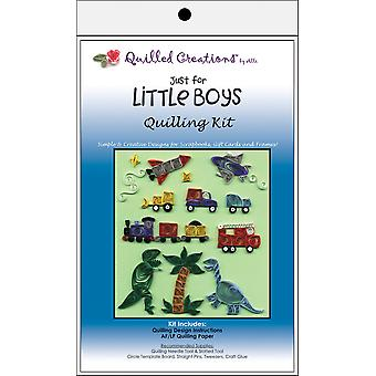 Quilling Kits Just For Little Boys Q40 13