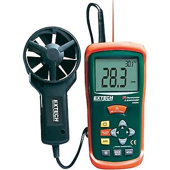 Anemometer Extech AN200 0.4 up to 30 m/s Calibrated to Manufacturer standards