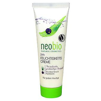 Neobio Crema Hidratante 24 H (Woman , Cosmetics , Facial , Hydration And Nutrition)