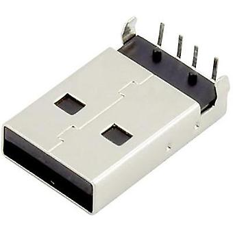 N/A Socket, horizontal mount DS1097-BN0 Connfly Content: 1