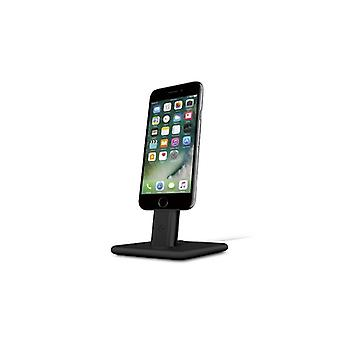 Twelve South HiRise 2 for iPhone & iPad Slimmer with increased stability and elegant curves-SILVER