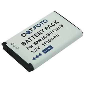 Dot.Foto Samsung IA-BH130LB wymiana baterii - 3, 7V / 1150mAh