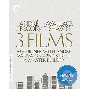 Andre Gregory & Wallace Shawn [BLU-RAY] USA importare