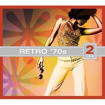Forskellige kunstner - Retro 70s [CD] USA importerer