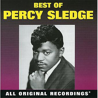 Percy Sledge - beste van Percy Sledge [CD] USA import