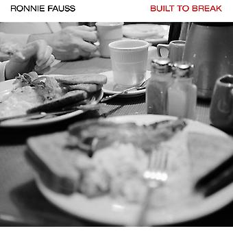 Ronnie Fauss - bygget til pause [Vinyl] USA import
