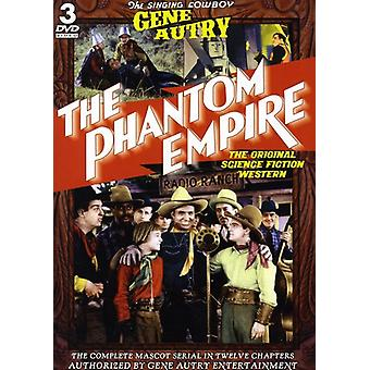 Gene Autry - Phantom Empire (1935) Serial [DVD] USA import