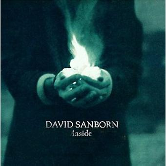 David Sanborn - Inside [CD] USA import
