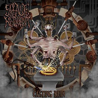 Trøst af Requiem - Casting Ruin [CD] USA import