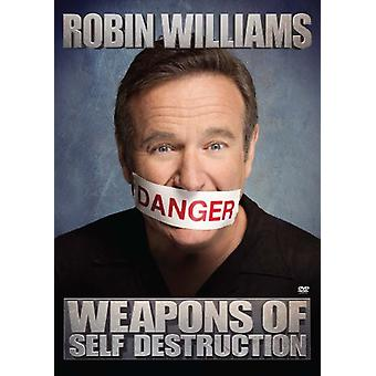 Robin Williams - Weapons of Self Destruction [DVD] USA import
