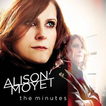 Alison Moyet - Minutes [CD] USA import