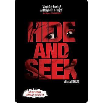 Hide & Seek [DVD] USA import