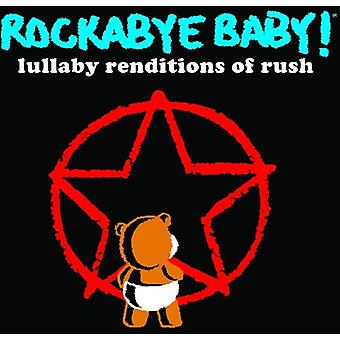 Rockabye Baby! - Lullaby Renditions of Rush [CD] USA import