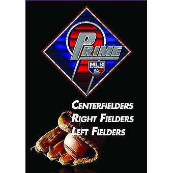 Prime 9: Centerfielders / højre Fielders [DVD] USA import