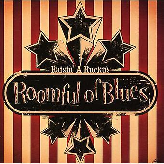 Llena de Blues - pasa una importación de USA de Ruckus [CD]