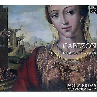 A. Cabezon - Antonio De Cabez N: La Tecla De L'Alma [CD] USA import