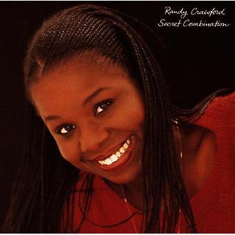 Randy Crawford - Secret Combination [CD] USA import