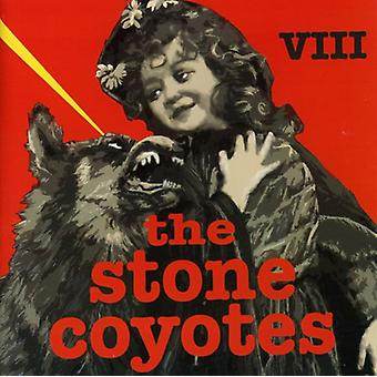 Stone Coyotes - 8 [CD] USA import