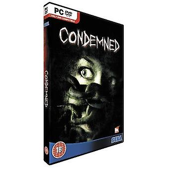 Condemned PC Game
