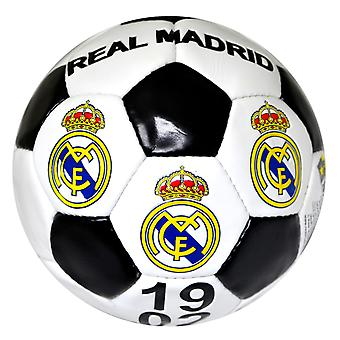 Real Madrid FC Official Crest Design Football (Size 5)