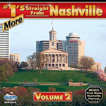 #1's From Nashville - Vol. 2-#1's From Nashville [CD] USA import