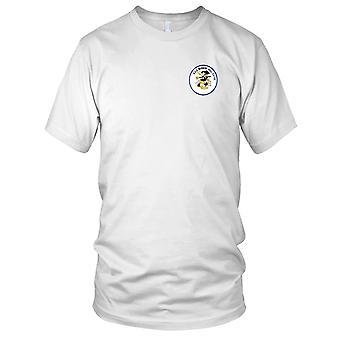 US Navy CV-17 USS Bunker Hill Embroidered Patch - Kids T Shirt