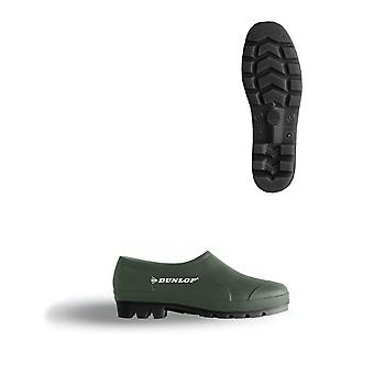 Dunlop Wellie Shoe Green - Gg