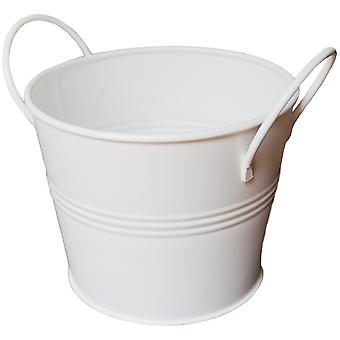 Galvanized Bucket With Handles 5.75